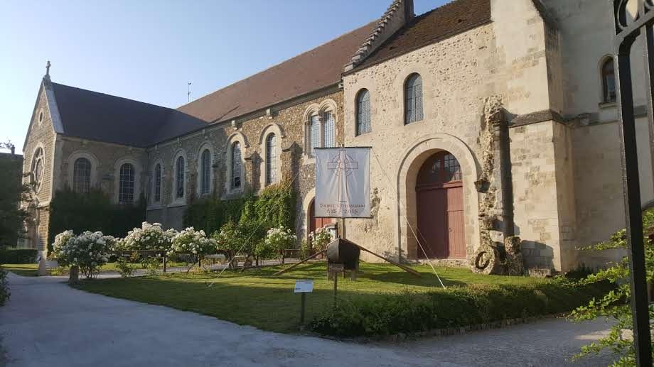 Abbaye Notre Dame de Jouarre